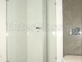 Kabina prysznicowa narożna.