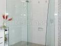 Kabina prysznicowa - parawan walk in.